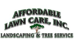 Affordable Lawn Care Landscaping And Tree Service Logo