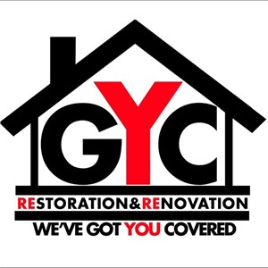 Gyc Restoration Renovation Logo
