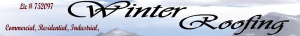Winter Roofing Inc. Logo