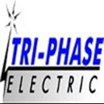 Electrician Contractor Services Logo