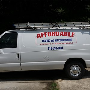 Affordable Heating and Air Cover Photo