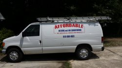 Affordable Heating and Air Logo