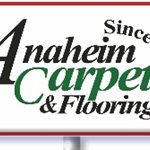 Anaheim Carpet & Flooring Logo