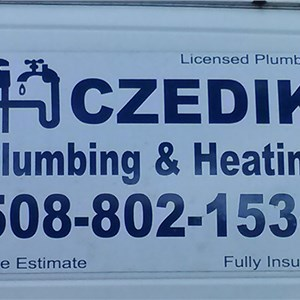 Czedik Plumbing And Heating Logo