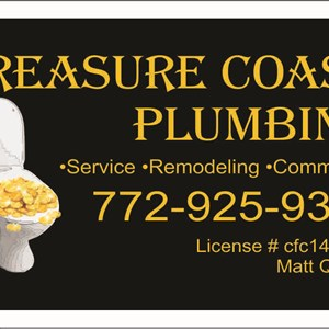 Treasure Coast Plumbing Logo