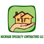 Michigan Specialty Contractors LLC Logo
