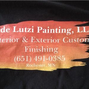 Jade Lutzi Painting Logo