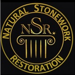 Natural Stonework Restoration Logo