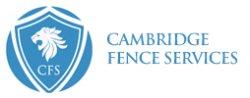 Cambridge Fence Services Logo