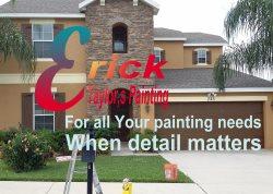 Erick Taylors Painting Llc. Logo