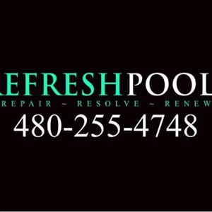 Refresh Pools LLC Logo