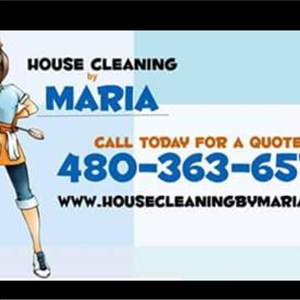 House Cleaning by Maria Cover Photo