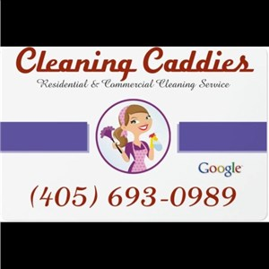 Cleaning Caddies Cover Photo