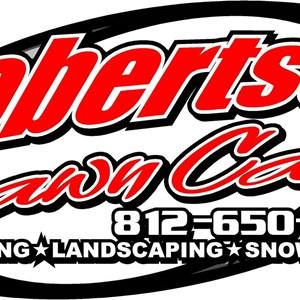 Robertson Lawncare Logo