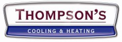 Thompsons Cooling & Heating Logo