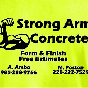 Strongarm Concrete Services Cover Photo