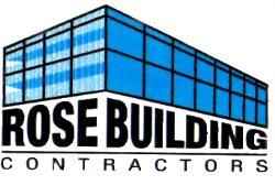 Rose Building Contractors, Inc. Logo