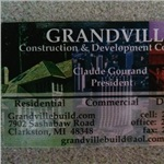 Grandville Construction & Development Logo