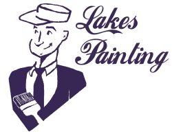 Lakes Professional Painting Co Logo