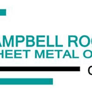 Campbell Roofing & Sheet Metal Logo