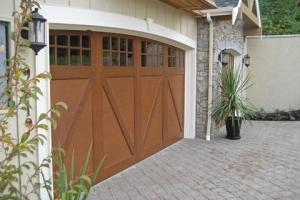 Covenant Garage Doors Logo