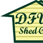 DFW Shed Co. Logo