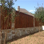 Vinyl Privacy Fence Panels
