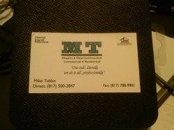Mt Home Repair Logo
