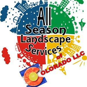 All Season Landscape Services Of Colorado Logo