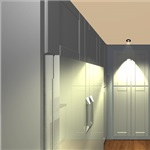 Installing Kitchen Cabinets