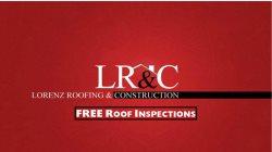 Lorenz Roofing & Construction Logo