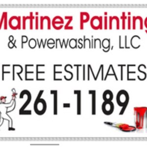 Martinez Painting Logo