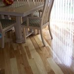 Rodriguez Hardwood Floors Logo