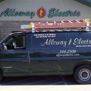 Alloway Electric Logo