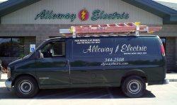 Alloway Electric Logo