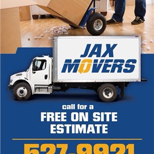 Jax Movers Inc. Logo