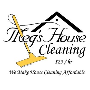 Megs House Cleaning Logo