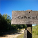 Unique Painting & Design Cover Photo