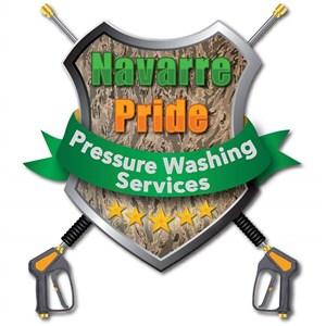 Navarre Pride Pressure Washing Services Logo