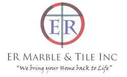 ER Marble & Tile Inc Logo