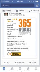 365 Upgrades-renovate Logo