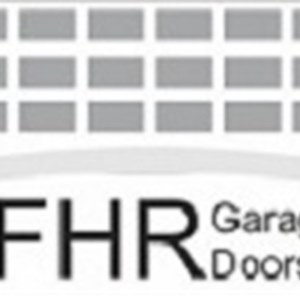 Fhr Garage Door Repair and Installation Logo