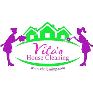 Vitas House Cleaning Logo