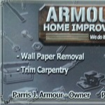 Armours Home Improvements Logo