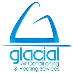 Glacial Air Conditioning & Heating Services Logo