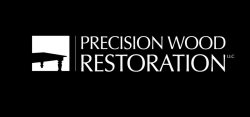 Precision Wood Restoration Logo