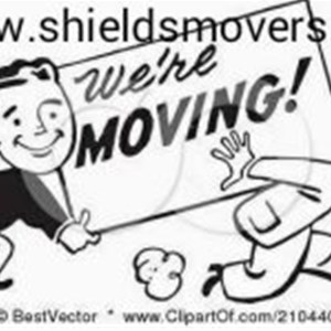 Shields Loaders and Staffers Logo