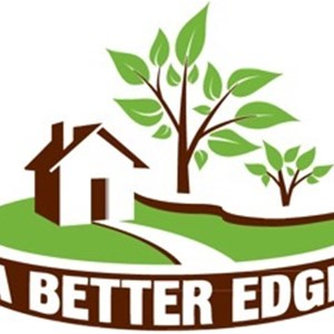 A Better Edge Landscaping & Lawn & Garden Edging, Logo
