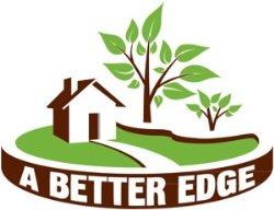 A Better Edge Landscaping & Lawn & Garden Edging, Logo