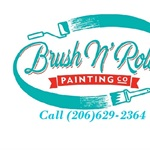 Brush N Roll Painting Co. Cover Photo